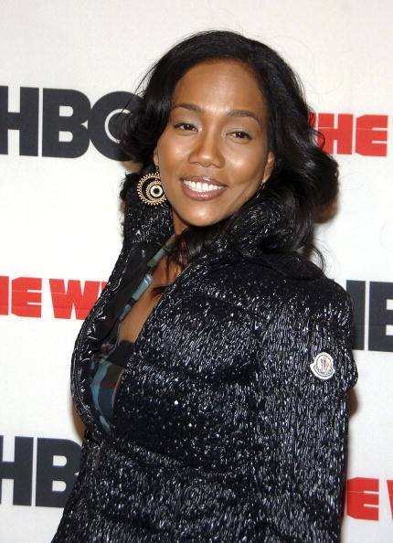 """Sonja Sohn「HBO Presents The Premiere Of """"The Wire"""" - Arrivals」:写真・画像(8)[壁紙.com]"""