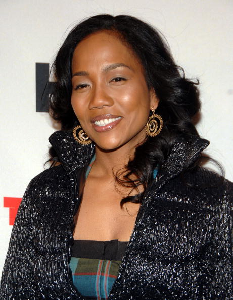 """Sonja Sohn「HBO Presents The Premiere Of """"The Wire"""" - Arrivals」:写真・画像(9)[壁紙.com]"""