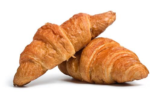 Bun - Bread「Two pieces of croissant bread 」:スマホ壁紙(18)