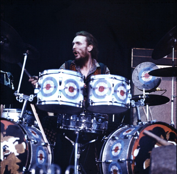 Drummer「Ginger Baker's Air Force」:写真・画像(5)[壁紙.com]