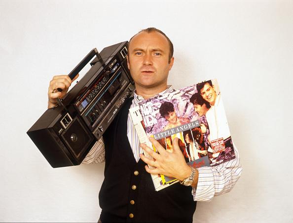 Portable Radio「Phil Collins」:写真・画像(4)[壁紙.com]