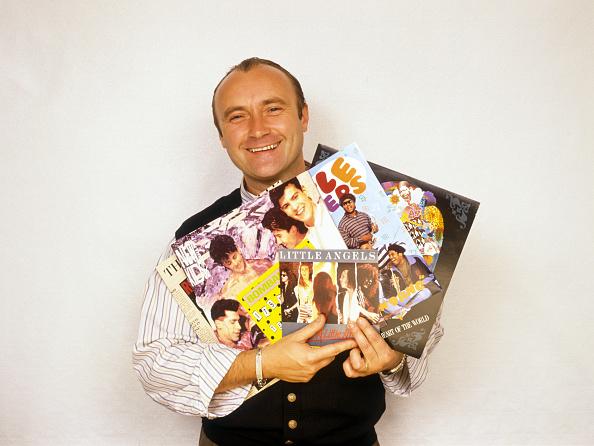 Portable Radio「Phil Collins」:写真・画像(5)[壁紙.com]