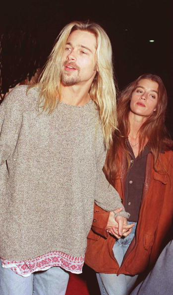 Long Hair「Brad Pitt And Jennifer Aniston Soon To Wed」:写真・画像(15)[壁紙.com]