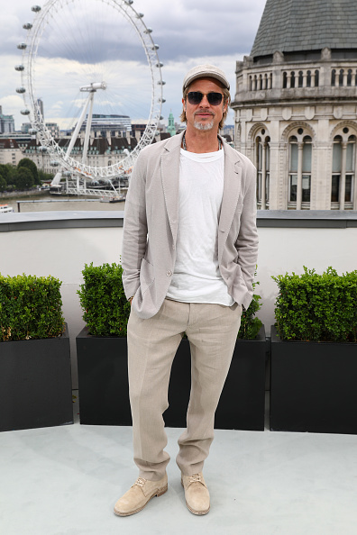 """Suede「""""Once Upon A Time…In Hollywood"""" London Photocall」:写真・画像(7)[壁紙.com]"""