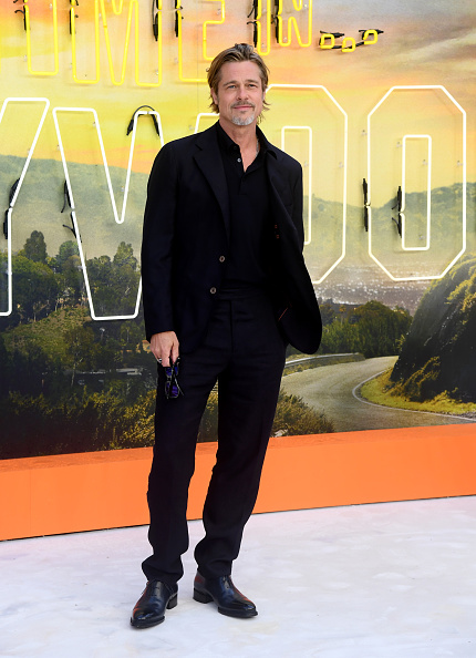 """Looking At Camera「""""Once Upon a Time... in Hollywood""""  UK Premiere - Red Carpet Arrivals」:写真・画像(12)[壁紙.com]"""