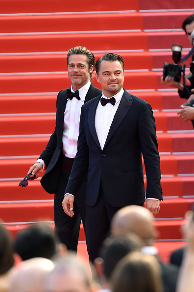"""Leonardo DiCaprio「""""Once Upon A Time In Hollywood"""" Red Carpet - The 72nd Annual Cannes Film Festival」:写真・画像(11)[壁紙.com]"""
