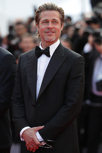 "Cannes International Film Festival「""Once Upon A Time In Hollywood"" Red Carpet - The 72nd Annual Cannes Film Festival」:写真・画像(8)[壁紙.com]"