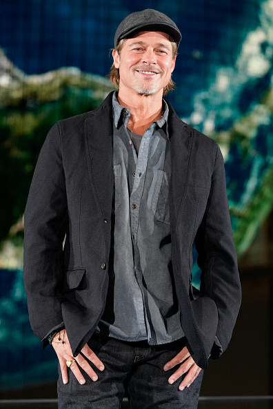 Looking At Camera「'Ad Astra' Press Conference In Tokyo」:写真・画像(2)[壁紙.com]