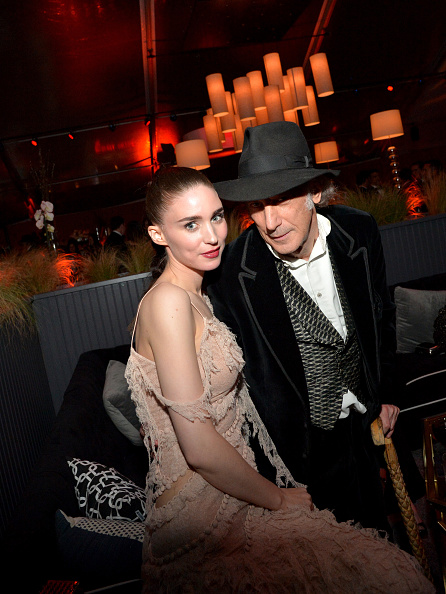 Rooney Mara「The Weinstein Company And Netflix Golden Globes Party Presented With FIJI Water」:写真・画像(1)[壁紙.com]