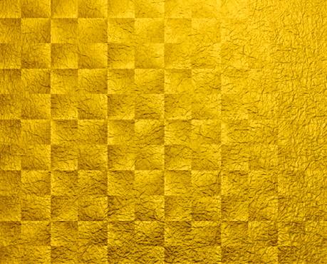 和柄「Gold Japanese paper, full frame」:スマホ壁紙(10)