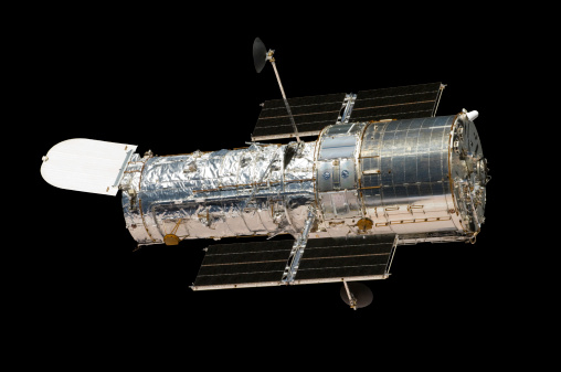 Hubble Space Telescope「The Hubble Space Telescope.」:スマホ壁紙(12)