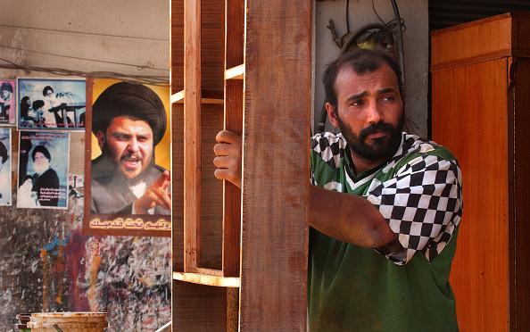Shi'ite Islam「Iraqi Cleric Moqtada al-Sadr Continues Resistance」:写真・画像(19)[壁紙.com]
