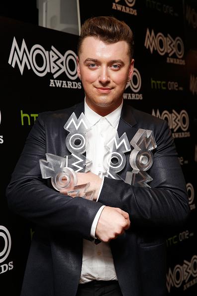 Tristan Fewings「MOBO Awards - Winners Room」:写真・画像(8)[壁紙.com]