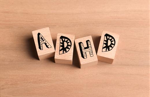 Emotional Stress「Attention deficit hyperactivity disorder bricks」:スマホ壁紙(2)