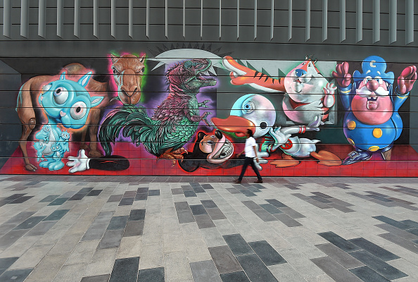 Cultures「Street Art Appears Around The City」:写真・画像(5)[壁紙.com]