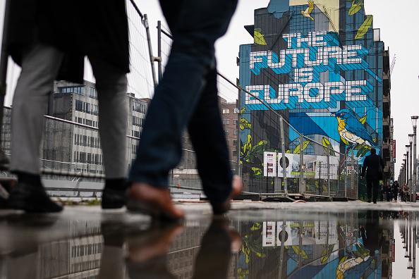 Street「EU Leaders Return To Brussels To Consider Brexit Extension」:写真・画像(6)[壁紙.com]