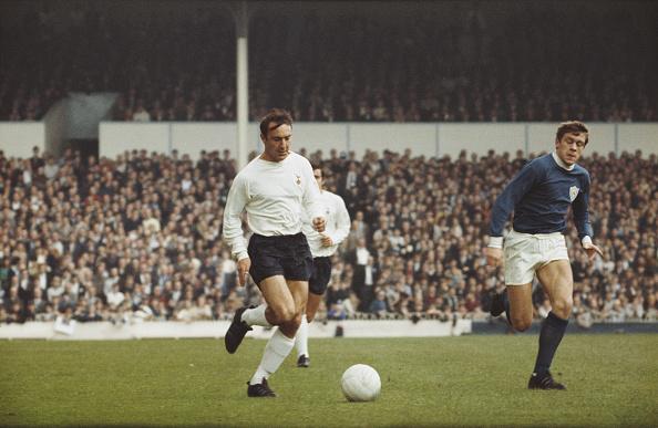 Leicester「Jimmy Greaves Tottenham Hotspur v Leicester City 1968」:写真・画像(8)[壁紙.com]