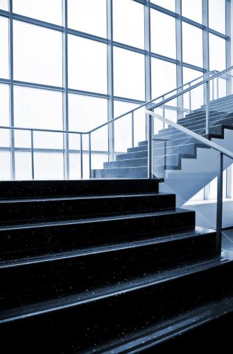Bauhaus - Art Movement「Modern Stairway」:スマホ壁紙(11)