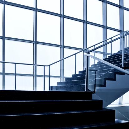 Bauhaus - Art Movement「modern stairway」:スマホ壁紙(7)