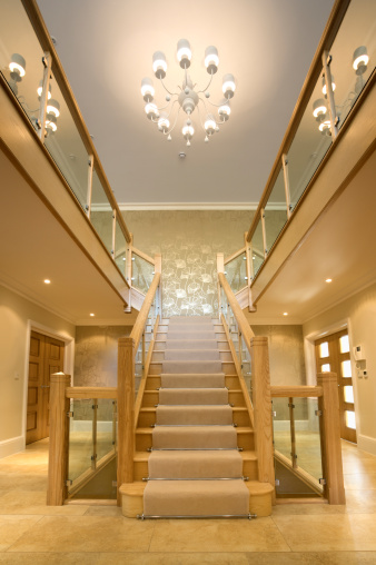 Balustrade「Modern Staircase」:スマホ壁紙(13)