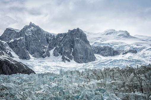 Steep「Pia Glacier in Pia Fjord, Patagonia」:スマホ壁紙(17)