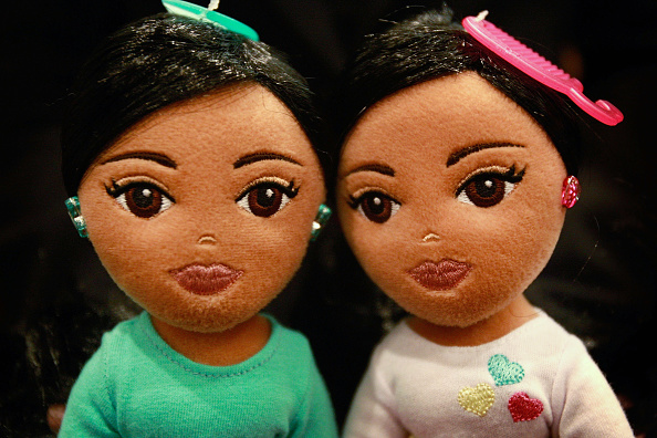 Stuffed「Makers Of Beanie Babies Ty Inc. Create Sasha And Malia Dolls」:写真・画像(9)[壁紙.com]