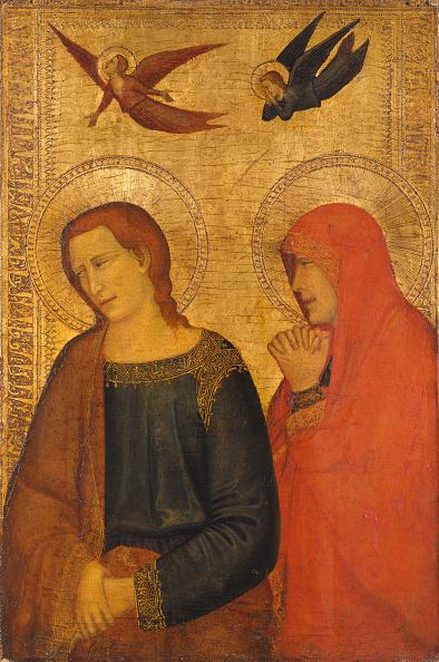 Angel「Saints John The Evangelist And Mary Magdalene」:写真・画像(14)[壁紙.com]