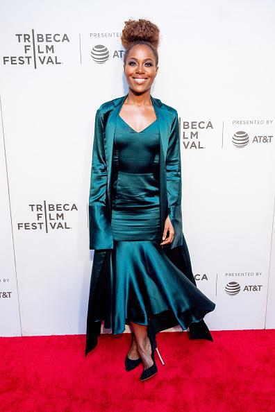 Flounced Dress「Awards Night - 2019 Tribeca Film Festival」:写真・画像(15)[壁紙.com]