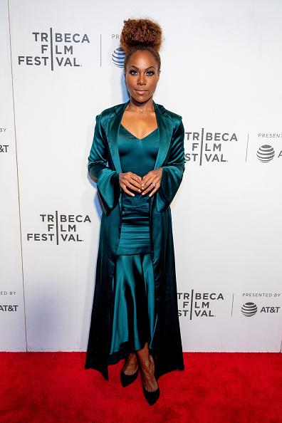 Flounced Dress「Awards Night - 2019 Tribeca Film Festival」:写真・画像(14)[壁紙.com]