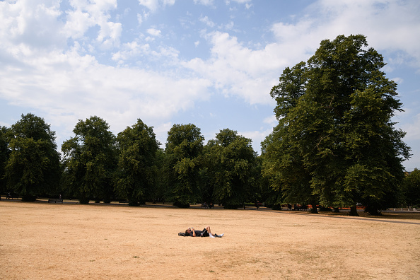 Leon Neal「Met Office Predicts Hottest July Day Ever In The UK」:写真・画像(1)[壁紙.com]