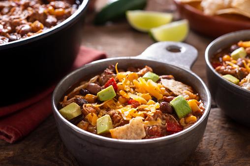 Chili Con Carne「Chicken Tortilla Soup」:スマホ壁紙(15)