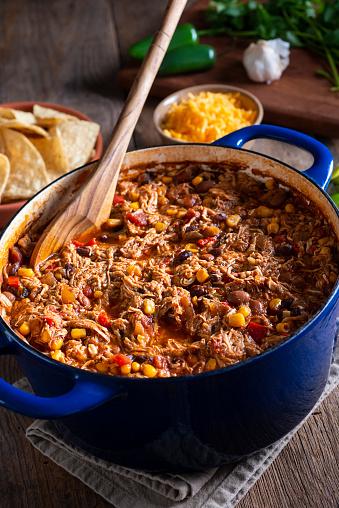 Chili Con Carne「Chicken Tortilla Soup」:スマホ壁紙(7)
