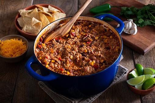Chili Con Carne「Chicken Tortilla Soup」:スマホ壁紙(9)