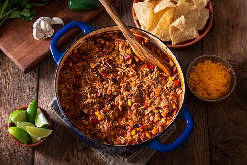 Chili Con Carne「Chicken Tortilla Soup」:スマホ壁紙(19)