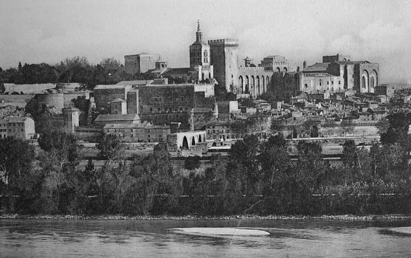世界遺産「Avignon - View Taken From Villeneuve」:写真・画像(12)[壁紙.com]