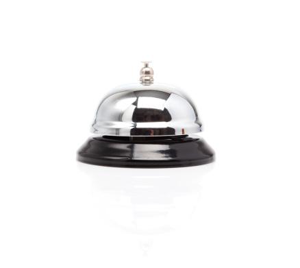 Silver Colored「Service Bell.」:スマホ壁紙(7)