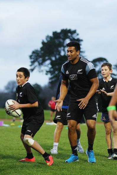 Hannah Peters「New Zealand All Blacks Community Event」:写真・画像(18)[壁紙.com]