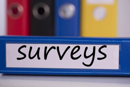 Audit「Surveys on blue business binder」:スマホ壁紙(5)