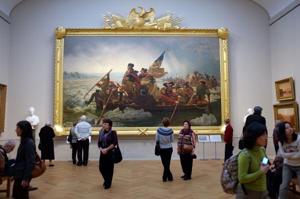 Art Museum「Metropolitan Museum Reopens American Wing」:写真・画像(8)[壁紙.com]