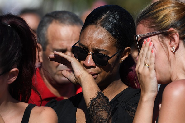 Nice - France「Bastille Day Truck Attack Kills 84 In Nice」:写真・画像(11)[壁紙.com]
