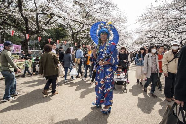Keith Tsuji「Japan Enjoys Cherry Blossom Season」:写真・画像(3)[壁紙.com]