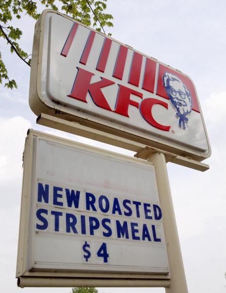 Roasted「KFC Introduces New, Healthier Menu」:写真・画像(4)[壁紙.com]