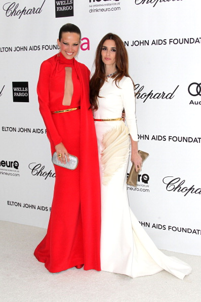 Stéphane Rolland - Designer Label「20th Annual Elton John AIDS Foundation's Oscar Viewing Party - Arrivals」:写真・画像(15)[壁紙.com]