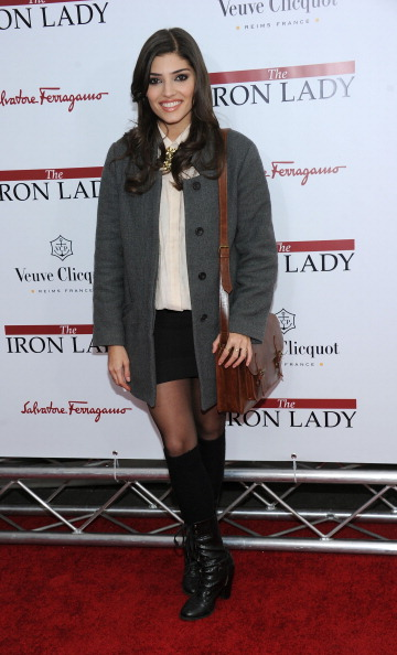 "Larry Busacca「""The Iron Lady"" New York Premiere - Arrivals」:写真・画像(18)[壁紙.com]"