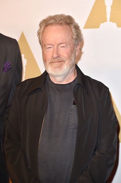 Film Director「88th Annual Academy Awards Nominee Luncheon - Arrivals」:写真・画像(12)[壁紙.com]