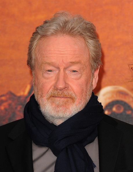 "Director「""The Martian"" - European Premiere - Red Carpet Arrivals」:写真・画像(18)[壁紙.com]"
