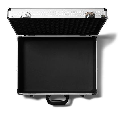 Briefcase「Empty Attache Case」:スマホ壁紙(0)