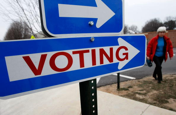 "Washington DC「Maryland, Virginia And DC Voters Go To Polls In ""Potomac Primaries""」:写真・画像(7)[壁紙.com]"