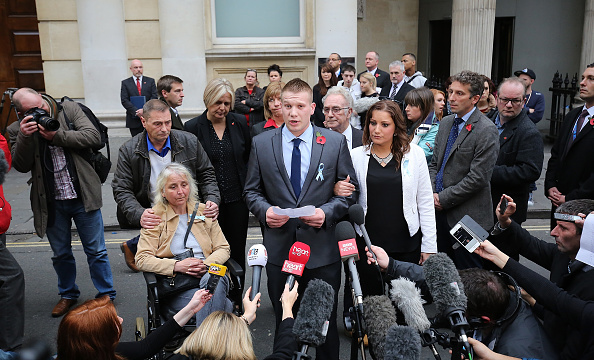 Matt Cardy「Trial For Murdered Teenager Becky Watts」:写真・画像(8)[壁紙.com]