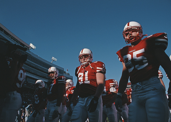 American Football - Sport「Kansas State Wildcats vs University of Nebraska Cornhuskers」:写真・画像(12)[壁紙.com]